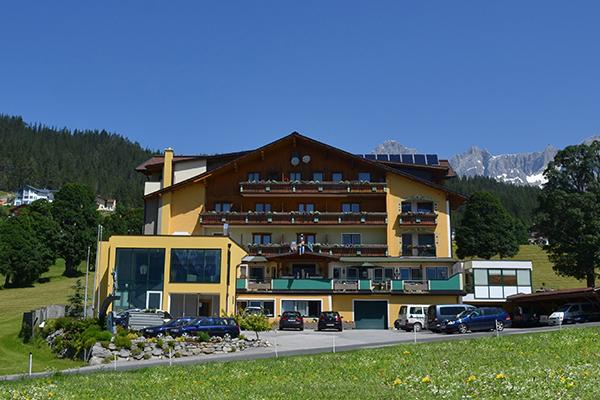 Hotel Steirerhof Sommer