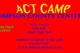 ACT CAMP