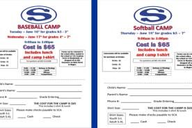Simpson Baseball & Softball Camps