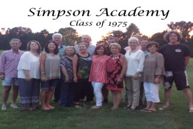 SCA Class of 1975 held their 40th Class Reunion