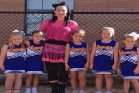 K 5 Simpson Academy Cougarettes