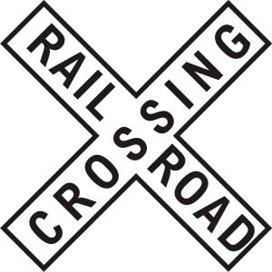 Railroads Closed for Repairs @ Railroad crossing by the Magee Co op