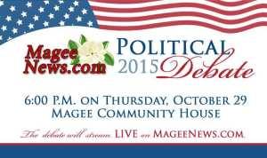 MageeNews.com Political Debate