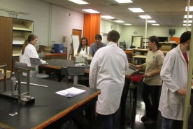 Polymer Science Students