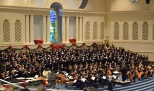 USM MS Symphony Orchestra Concert