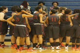 Lady Trojans Take District Win Over Crystal Springs