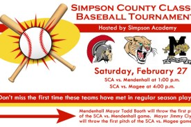 Simpson County Classic Baseball Tournament