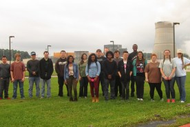 Students Tour Grand Gulf
