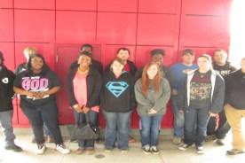 Tech Students Tour Nissan