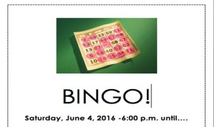 BINGO at St. Stephen's Church @ St. Stephen's Catholic Church | Magee | Mississippi | United States