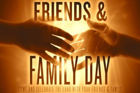 Friends & Family Day @ First Baptist Church