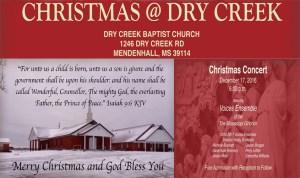 Christmas @ Dry Creek