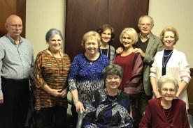 Methodist Cluster Council Meets