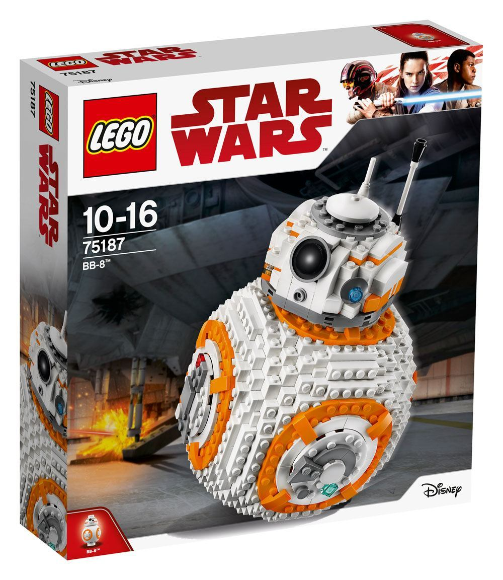 Star Wars Küchenhelfer Lego Star Wars Episode Viii Bb 8