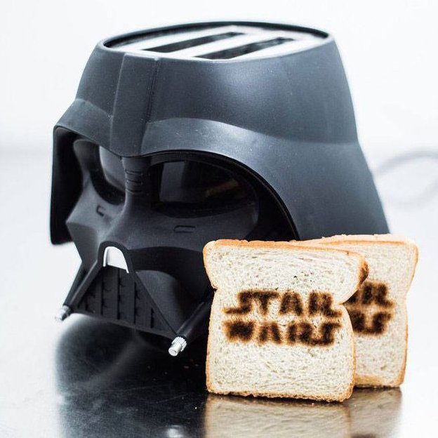 Küche 220 M Star Wars Toaster Darth Vader