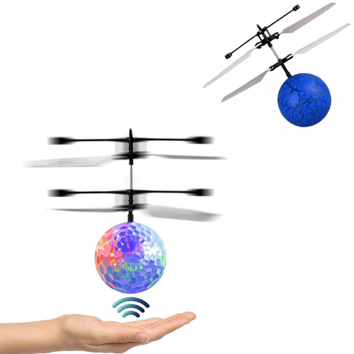 Fliegender Teppich Rc Modell Led Flying Ball
