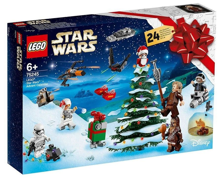 Star Wars Küchenhelfer Lego Star Wars Adventskalender 75245