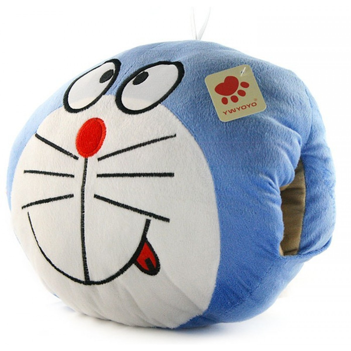Pillows Online Sale Cheap Cute And Novel Cartoon Doraemon Hand Warming Stuffed