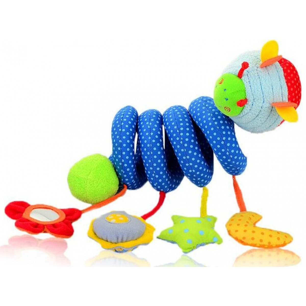 Baby Toys Sale Cheap Itslmagical Activity Spiral Baby Toys Blue Bee Sale