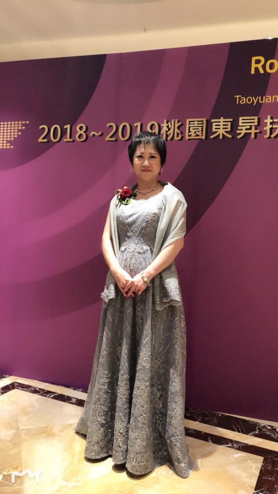 媽媽禮服造型作品 靖宜(21)