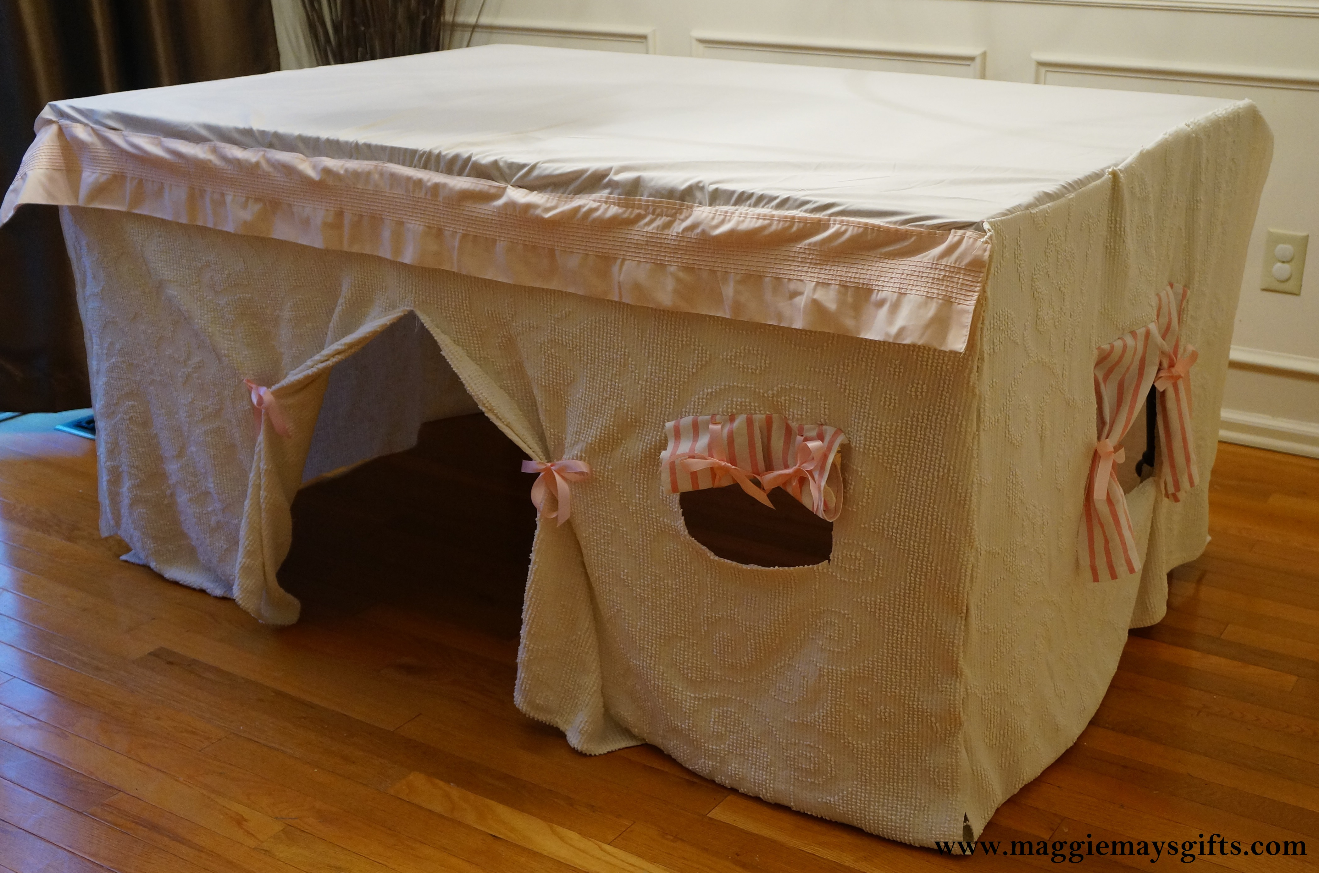 kitchen table fort for kids make kitchen table Since I had to cut