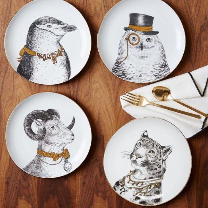 critter plates 2