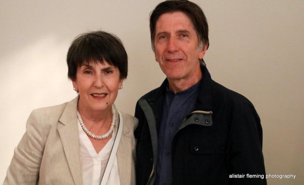 Doctors Sjnezana and John McTaggart