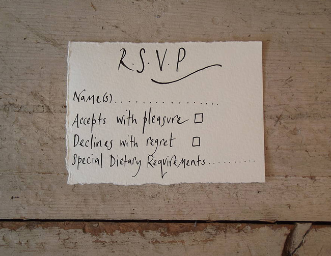 Lost Wedding Gift List : Wedding Etiquette - wedding season, gifts, rsvp