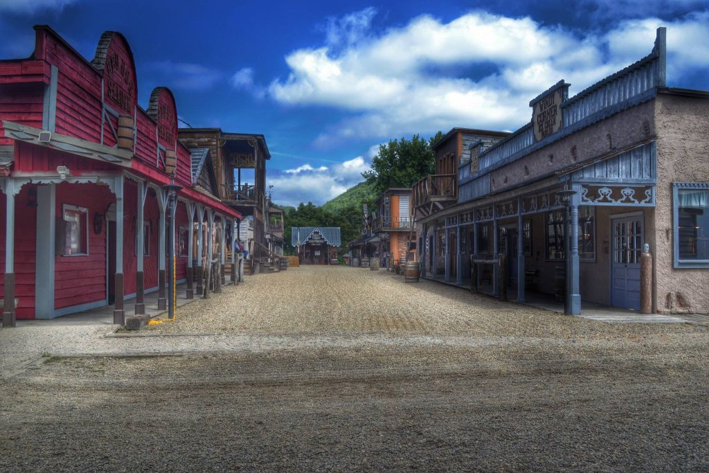 Ghost Town Maggie Valley Maggie Valley Nc Life
