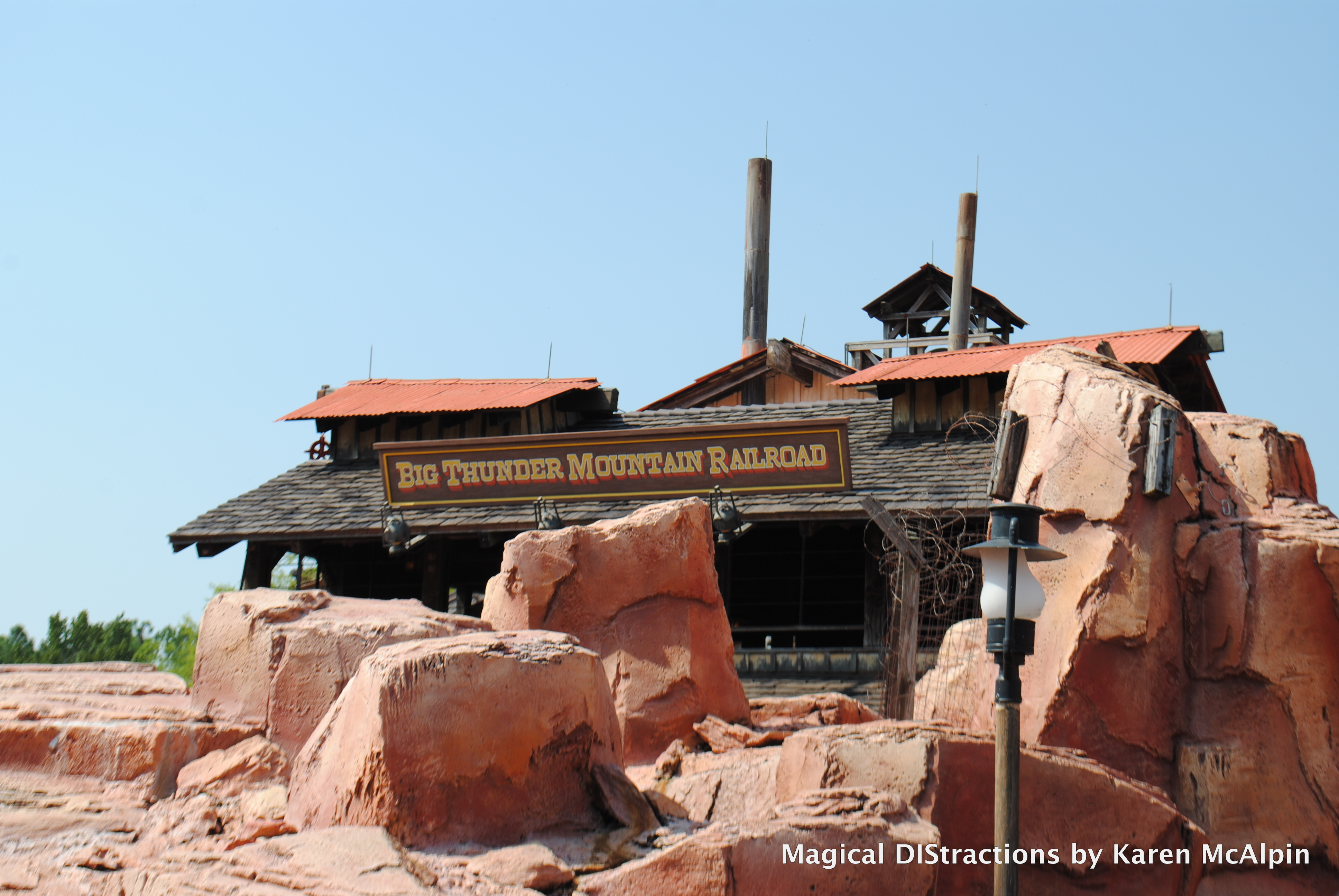 big thunder mountain railroad - photo #25