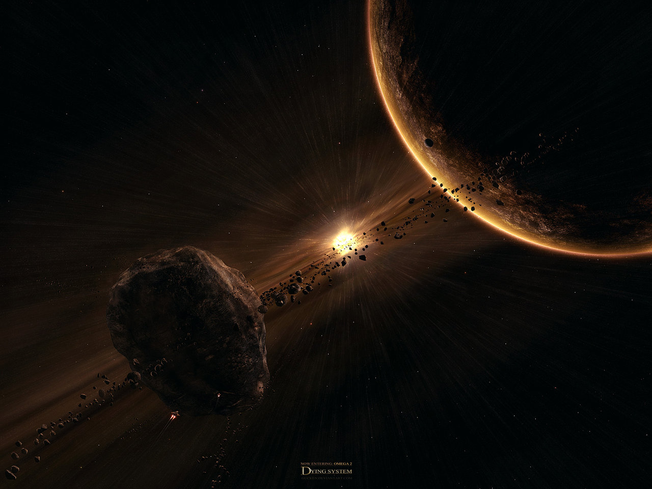 Asteroids 3d Live Wallpaper For Pc Science Fiction In The Universe By Jeff Michelmann Magic