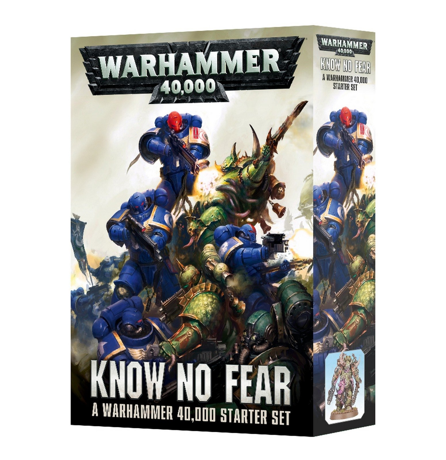 Peindre Decor Warhammer Know No Fear A Warhammer 40000 Starter Set