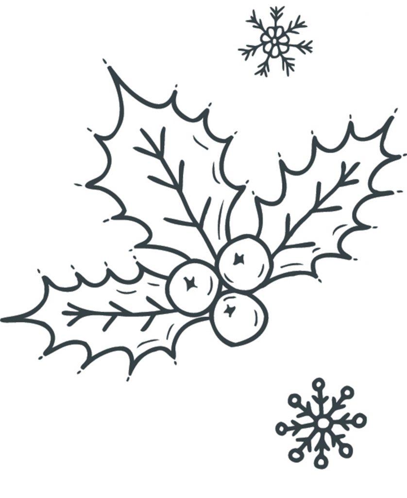Disegni di Natale da colorare: BELLISSIMI! Babbo Natale