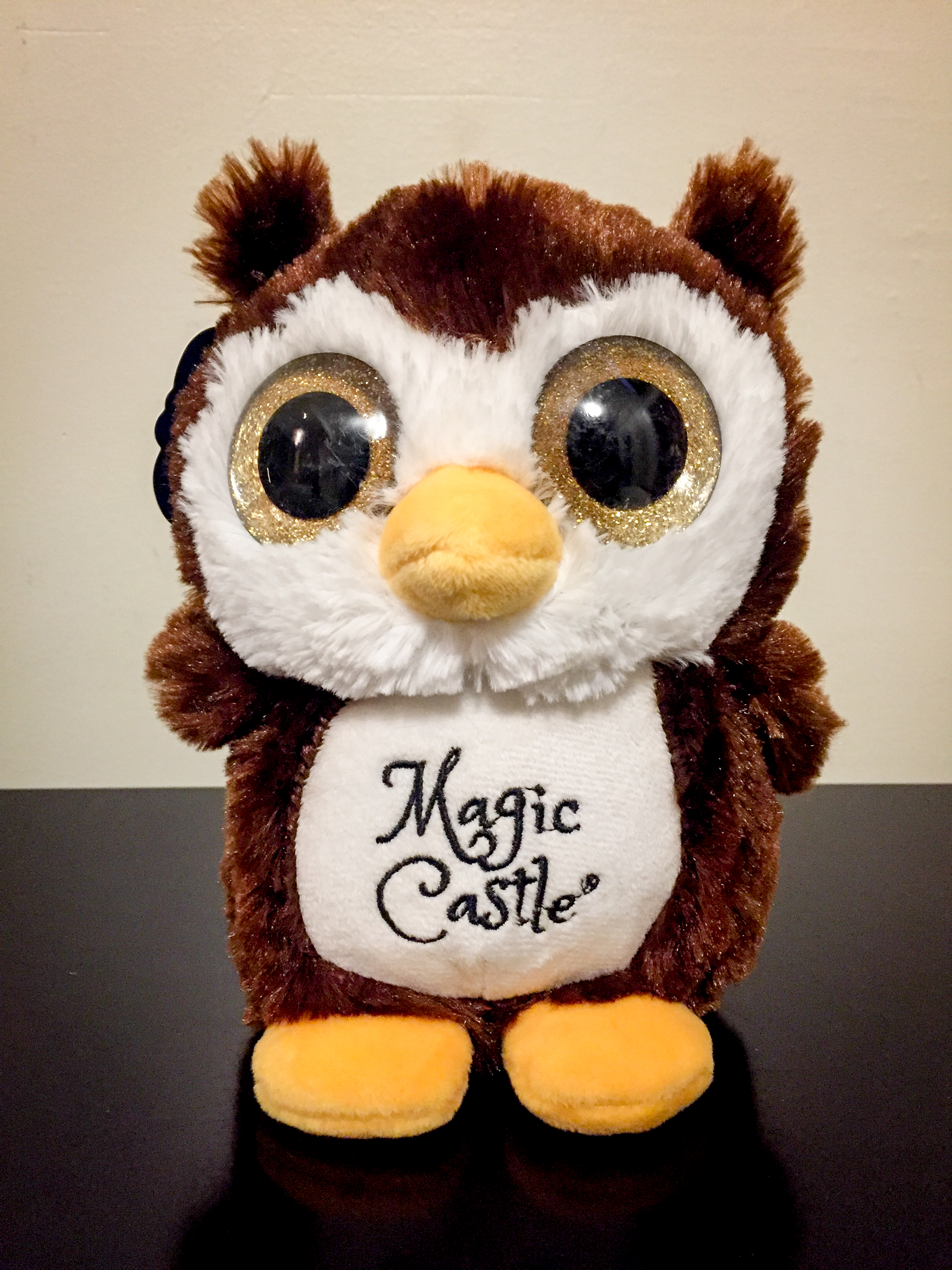 Stuff Owl Plush Owl The Academy Of Magical Arts