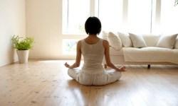 Очищение внутреннего пространства души