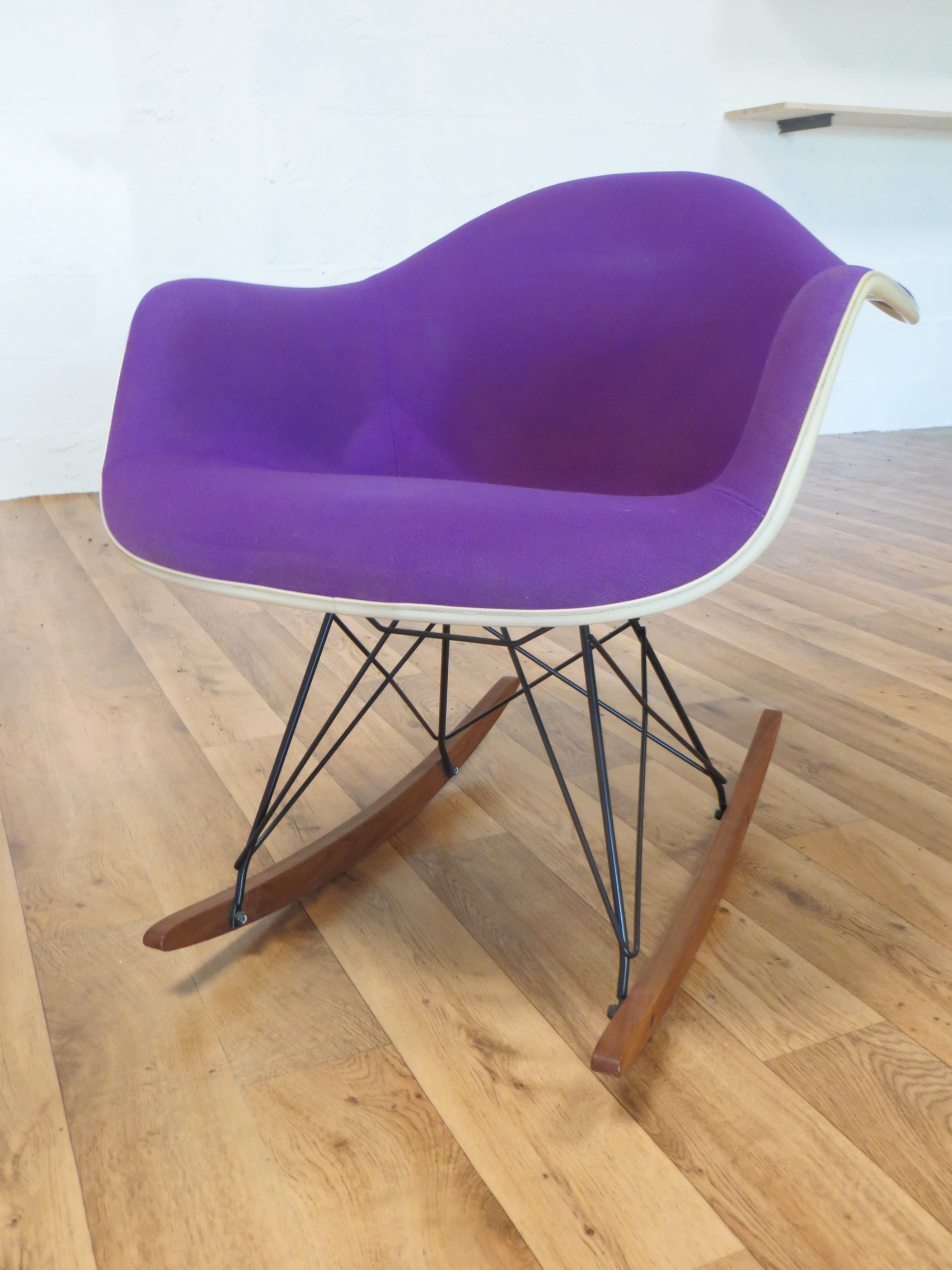 Fauteuil Sixties Fauteuil Rar De Charles And Ray Eames 1960 Magic Sixties
