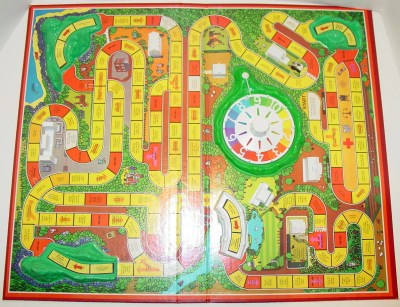 What's In That Game Box? – The Game of Life (1977 ...