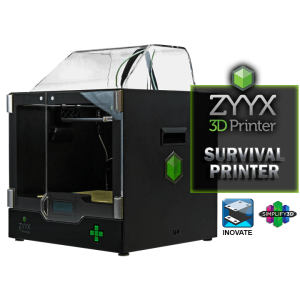 ZYYX+ Survival Printer