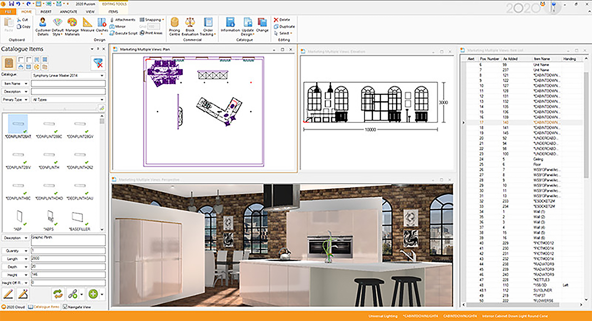 2020 Kitchen Design V9 Free Download Kitchen Cabinet Design Software Interface Magnatron Inc
