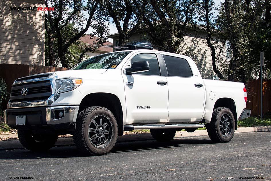Magnerak Toyota Tundra 001 Magnerak Fishing Rod Roof