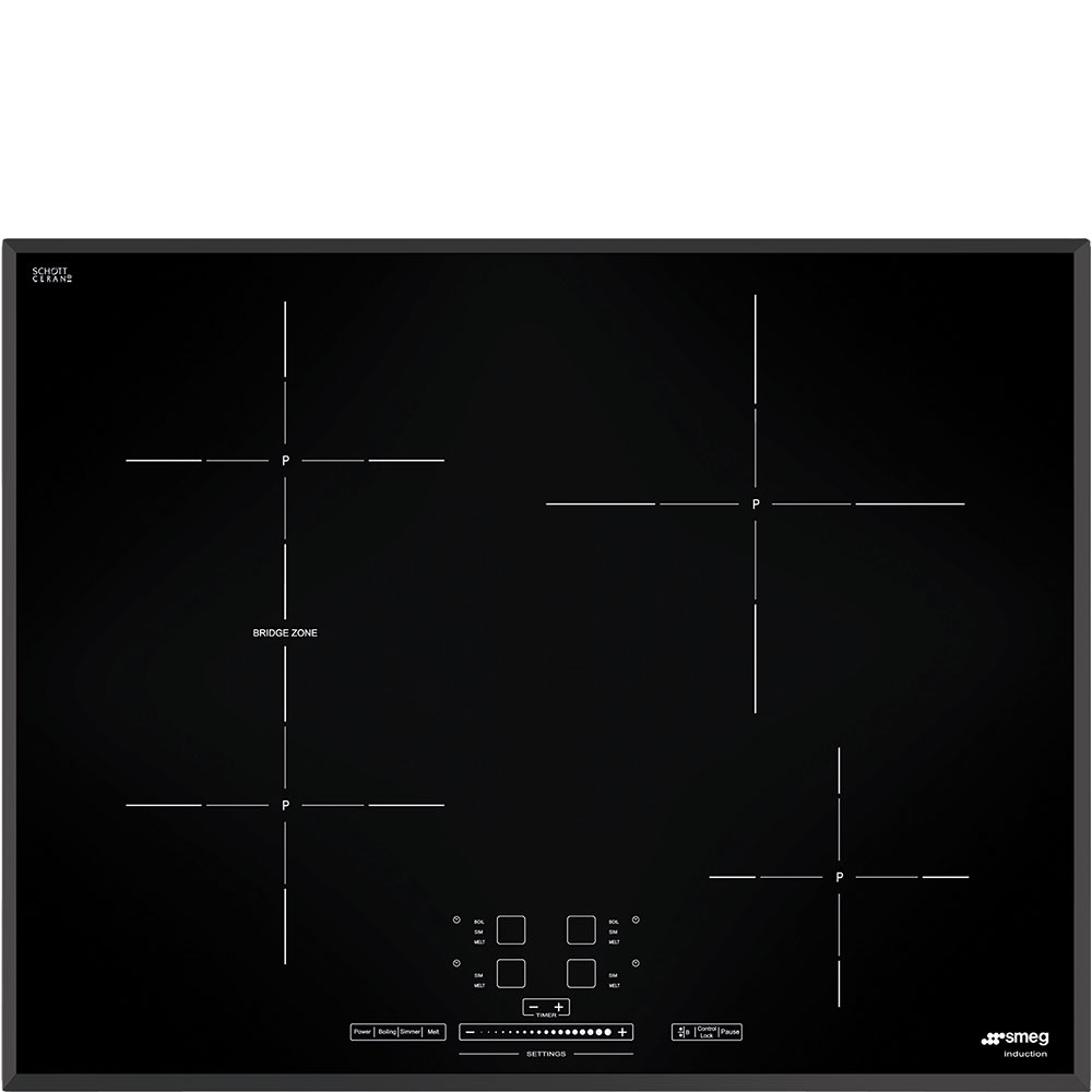 70cm Induction Cooktop 3 Smeg Induction Cooktops Comparison Simu524b Vs Simu530b Vs Simu536b