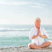can meditation slow down aging