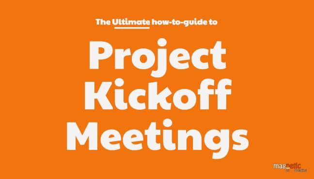 How to Run a Project Kickoff Meeting Successfully - Magnetic Speaking - best of sample invitation kick off meeting
