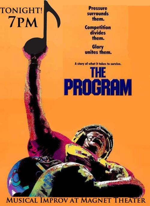 The Program Magnet Theater