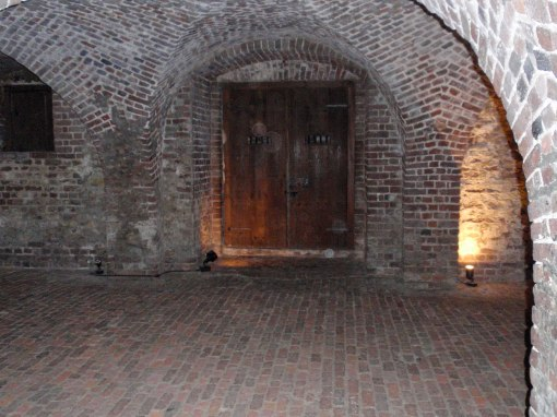 The Provost Dungeon in Charleston, SC