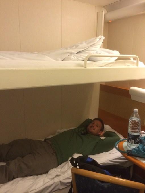 Room on Board DSDF Seaways Pearl