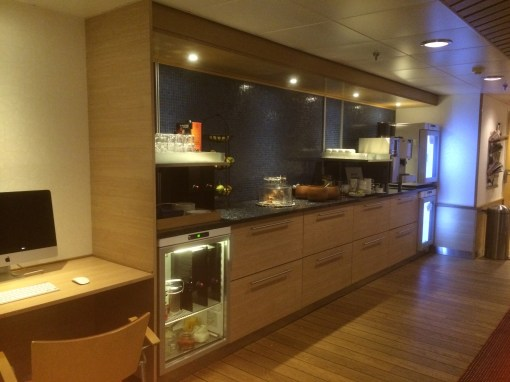 DFDS Seaways Commodore Lounge
