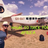 What to Pack for Africa