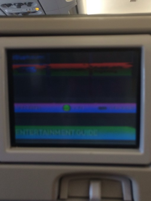 Jet Blue In Flight Entertainment