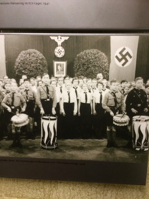 National Socialism Documentation Center- Cologne, Germany